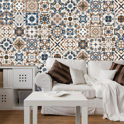 Creative Moroccan Style Wall Sticker for Kitchen Bedroom Living Room 5pcs 220v led wall lamp bedside lamp living room corridor restaurant bedroom balcony aisle stairs creative modern simple wall lights