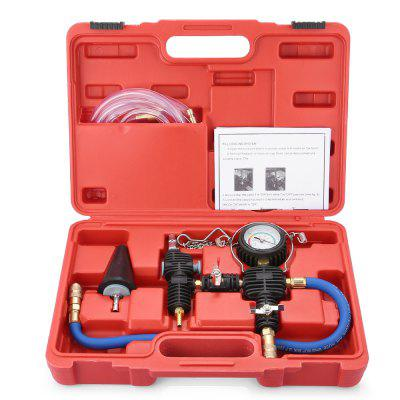 Auto Coolant Vacuum Kit Cooling System Radiator Set black paint efficient heat exchange water cooling radiator 10 tube number vacuum aluminum brazing for computer cpu