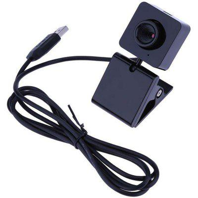 Maikou HD USB 2.0 Wired Camera Webcam with Microphone