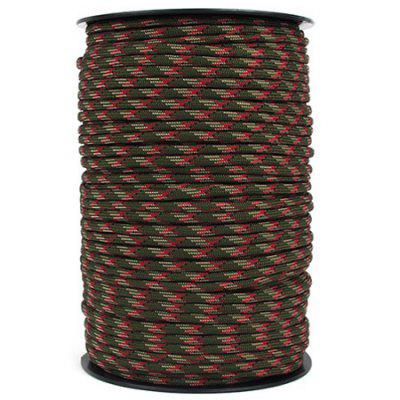 100m 9-core Parachute Rope for Outdoor Using