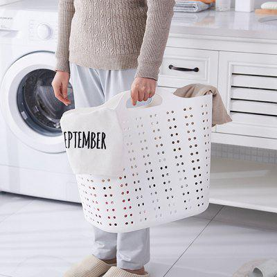 Large Size Portable Storage Basket for Dirty Clothes sucked hanging laundry hamper dirty clothes storage basket