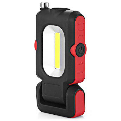 Multi-function LED Flashlight Work Light with Magnet