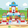 Xiaomi Beva Coffee House Building Block - MULTI
