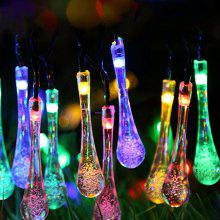 30 LED Christmas Solar Light String Festival Decoration