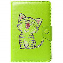 Universal Cartoon Cat Case for 6 / 7 / 8 / 9 / 10 inch