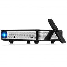 Coolux S3 DLP 1500 Lumens Smart Android Home Theater Projector