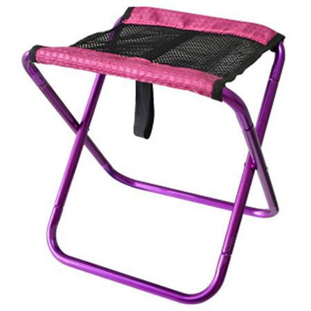 Campleader Outdoor Folding Stool Compact Chair