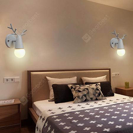 Modern Nordic Decorative LED Wall Lamp For Bedrooms