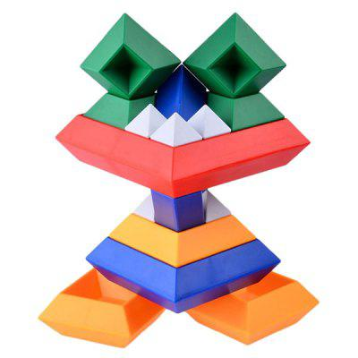 Novelty Building Blocks Children\'s Educational Toys Intelligence Tower