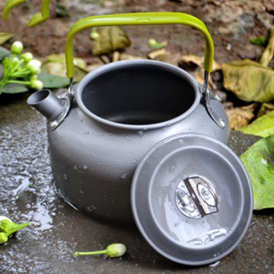 Outdoor Portable Teapot Kettle 0.8L