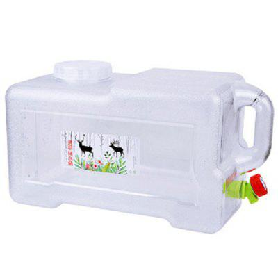 Campleader Square Water Storage Box 22L Pacote