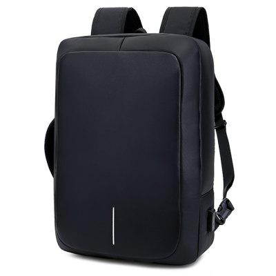 GearBest coupon: Business Backpack 17 inch Laptop Anti-theft Bag