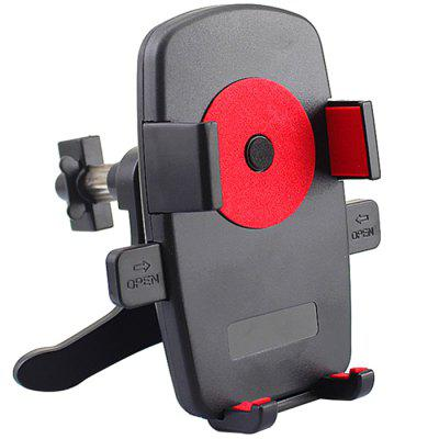 Suction Cup Type Automatic Lock Car Phone Holder