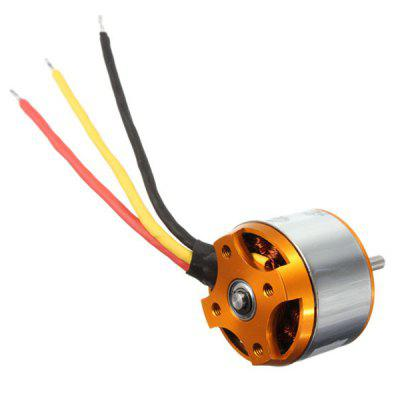 A2212 KV2200 Brushless Motor for RC Airplane original asp 2stroke 8 5cc s52aii nitro engine for rc airplane