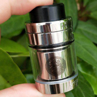 Geekvape Zeus Dual RTA for E Cigarette tesla wye 200w mod for e cigarette