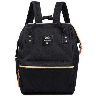 Stylish Breathable Luminous Water-resistant Laptop Backpack