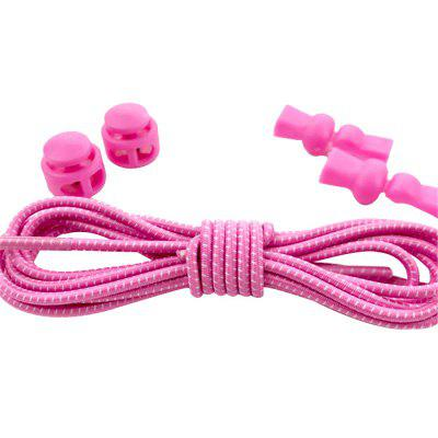 Elastic Athletic Shoelaces Locking Shoestrings