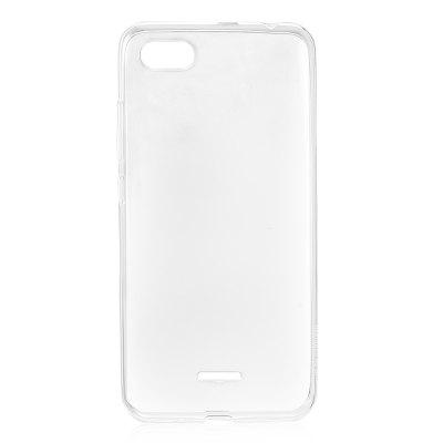 Original Xiaomi Redmi 6A Transparent TPU Solid Phone Case