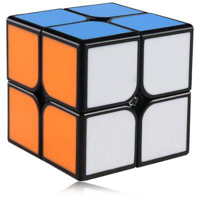 50mm Black Background Color Side Speed Magic Cube for Children