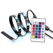 2m Waterproof USB Light Strip
