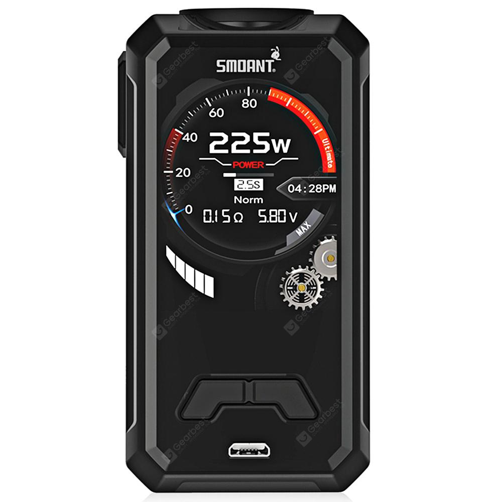 Smoent charon mini 225W TC Mod - BLACK