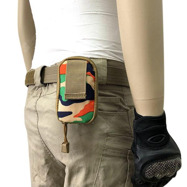 Outdoor Waist Hanging Tactical Storage Bag
