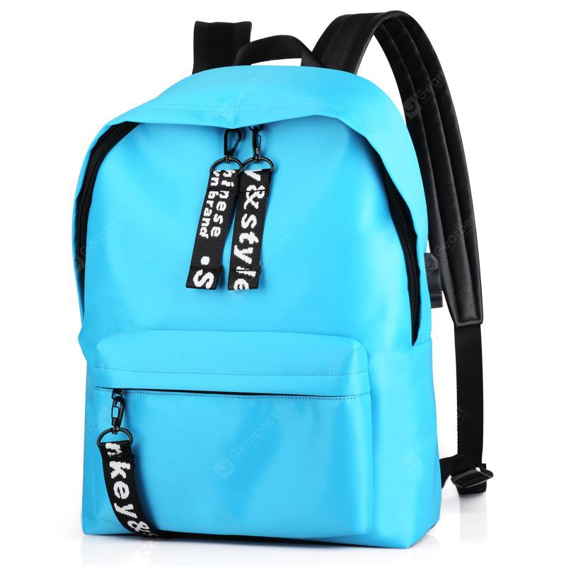 Senkey Style Contracted Fashion Casual Backpack