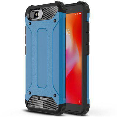Luanke Etui de Protection Incassable pour Xiaomi Redmi 6A