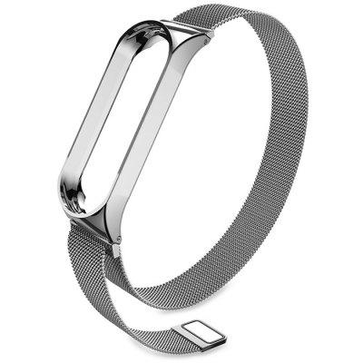 Watch Strap Magnetic Stencil Watchband for Xiaomi Mi Band 3