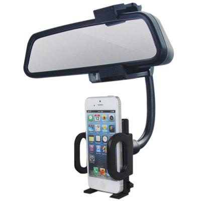 Multi-function Rearview Mirror Phone Holder