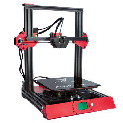 Tevo Flash Standard DIY Kits 98% Prebuild 3D Printer