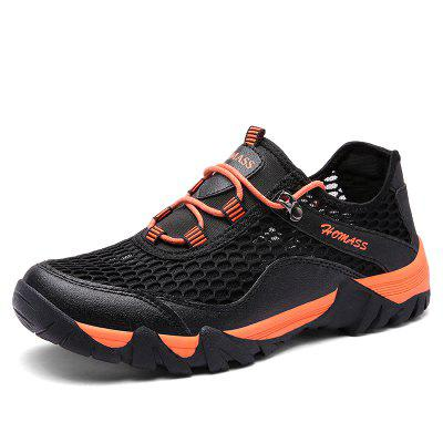 Men Fashion Outdoor Breathable Anti-slip Sneakers