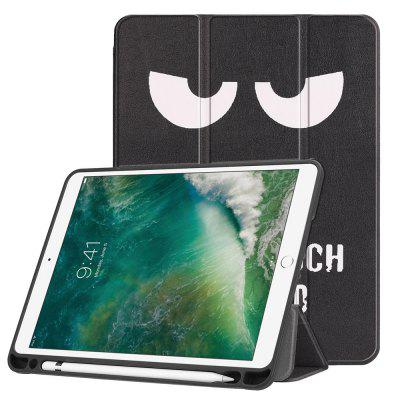Smart Tablet Case Cover for iPad Air 1 / Air 2 / 9.7 ( 2017 ) / 9.7 ( 2018 ) rygou smart cover for apple ipad air 2 ipad 6 pu leather magnetic front case hard back cover for ipad air 2 case tablet c