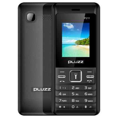 PLUZZ P211 2G Quad Band Telefono
