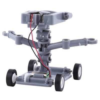 Salt Water Power Robot DIY Puzzle Toy