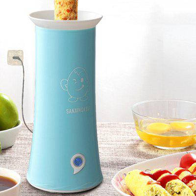 Electric Egg Roll Cooker Automatic Cooking Machine new non stick cooking surface eggs waffle machine electric egg waffle maker hong kong style easy diy making