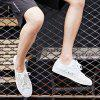 Uleemark Men Creative DIY Paper Sneakers from Xiaomi Mija - WHITE