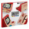 Origami Stand Holder para Nintendo Switch Video Game Machine - MULTICOLOR-A