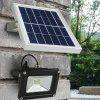 Solar Power Light for Outdoor Wall and Lawn - BLACK