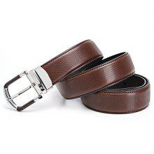 Casual Genuine Leather Trouser Belt for Men