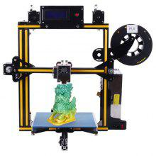 Gearbest ZONESTAR Z5M2 Dual Extruder 3D Printer DIY Kit
