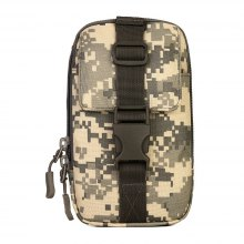 Protector Plus Dust-proof Nylon Crossbody Bag