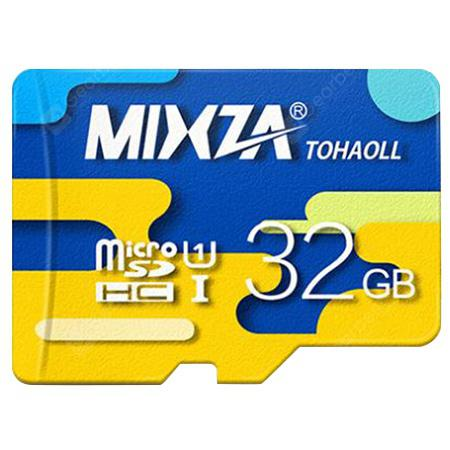MIXZA TOHAOLL Colorful Series 32GB Micro SD hukommelseskort - COLORMIX 32GB