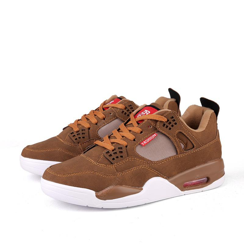Round Toe Fashion Outdoor Sports Shoes for Men