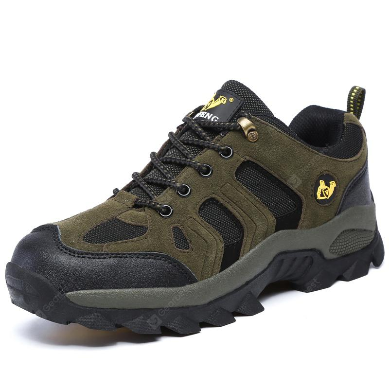 Fashion Outdoor Shock-absorbing Anti-slip Hiking Sneakers