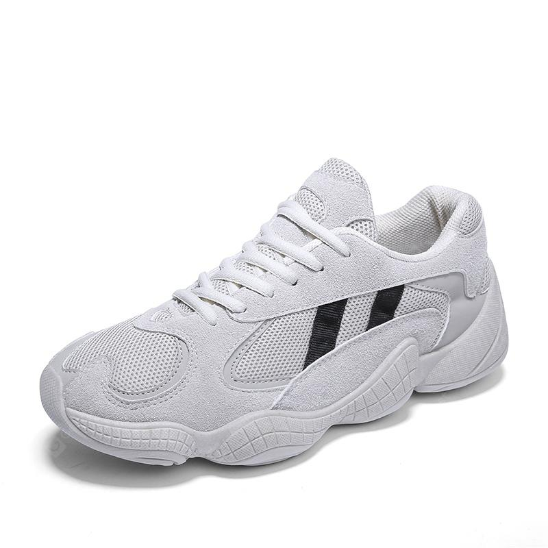 Men Fashion Splicing Breathable Anti-slip Sneakers