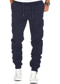 67204ee54bb 63% OFF Casual Stylish Sports Pants for Men