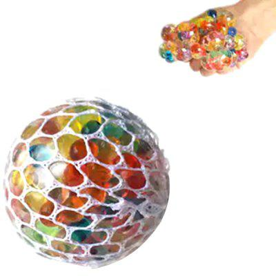 $1.11 for Squishy Mesh Stress Reliever Ball Squeeze Toy