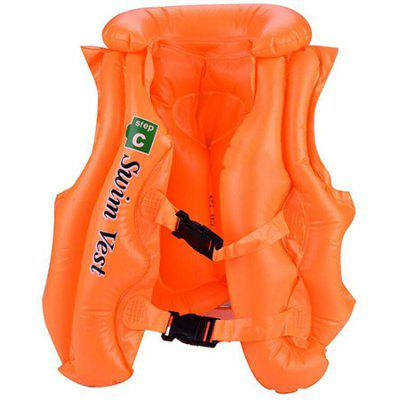 Swimming PVC Inflatable Buoyancy Vest Swimwear for Kids new bouncy castle with slide trampoline for kids toys inflatable bouncer inflatable toys bounce house