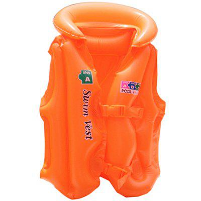 Swimming PVC Inflatable Buoyancy Vest Swimwear for Kids adult spa inflatable bath tub boby swimming pool electric pumper thermal pvc bathtub anti cracking with harmless natural rubb